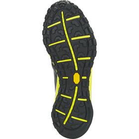 Columbia Trient Schoenen Heren, geel/grijs